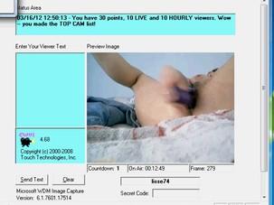 salope en webcam sur cameraware