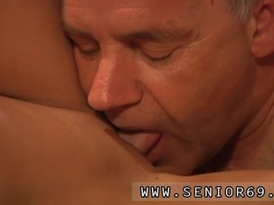Old man wife and mature When..