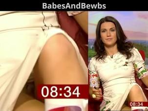 Susanna Reid BEST downblouse..