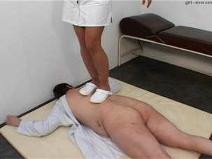 Trample Treatment in Hospital..