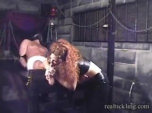 pricila tickle torturing slave