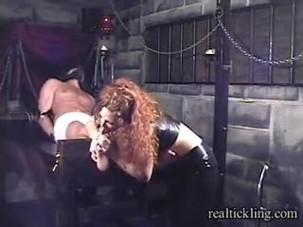 pricila tickle torturing slave