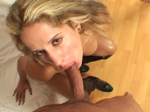 Threesome with hot portuguese..