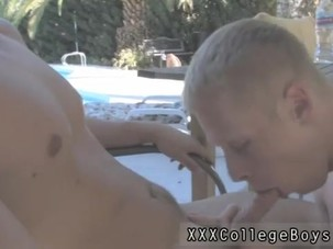 Gay mature nipple sex Poor Zack..