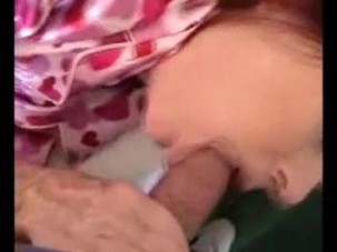 mature brunette woman bj from..