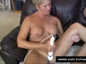 Toy party of 4 Swinger Moms