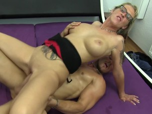 ReifeSwinger - Mature German..