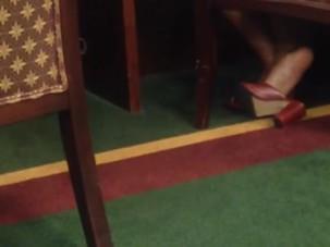 feet candid