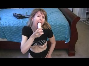 Punished Stepmom's Asshole