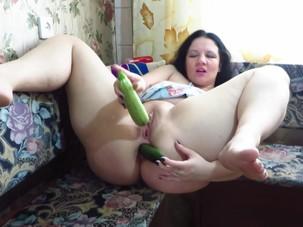 Cucumbers and zucchini - very..