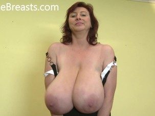 Milf Heavy Bouncing Tits