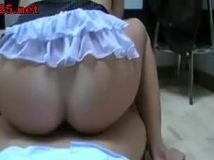 Maid Anal Blowjob-www.tube25.net