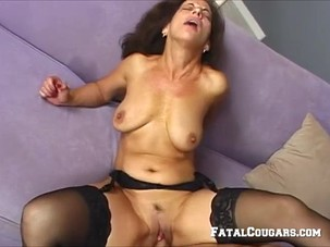 Brunettes Old Pussy Has Been..