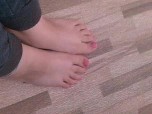 Jennifer´s sexy Feet